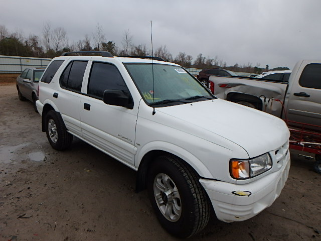 COPART Lot #21912547 2000 ISUZU RODEO S/LS