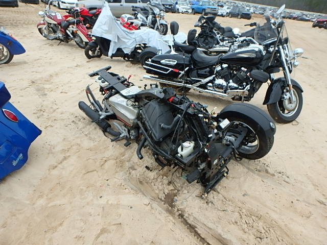 COPART Lot #16780905 2009 CAN-AM SPYDER RS