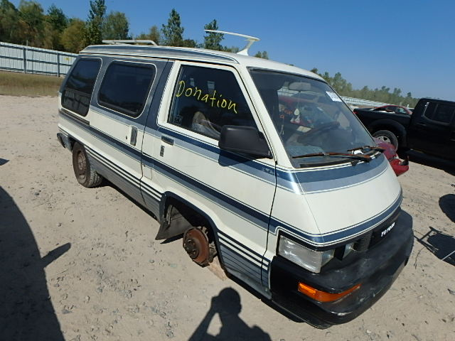 JT4YR28V3H5047865 - 1987 TOYOTA ALL OTHER