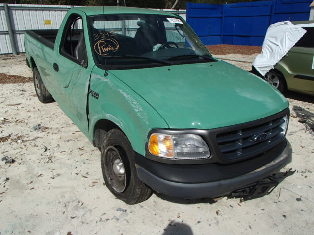 Salvage V | 2004 Ford F150