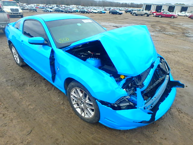 1ZVBP8AM1D5206308 - 2013 FORD MUSTANG