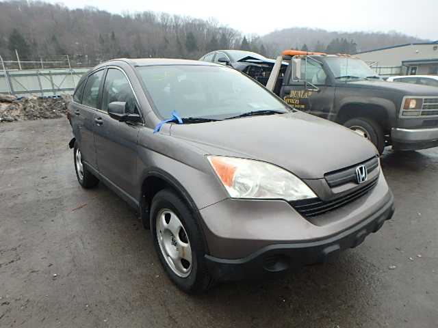 5J6RE38399L003526 - 2009 HONDA CR-V LX