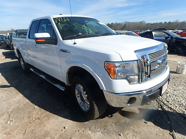 Salvage V | 2012 Ford F150