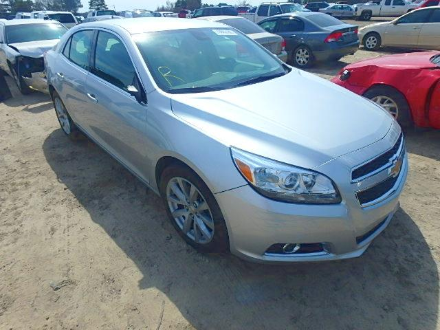 COPART Lot #19562185 2013 CHEVROLET MALIBU 2LT