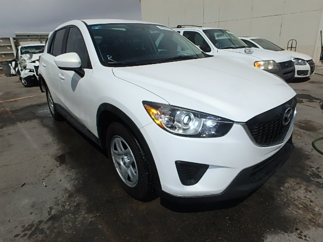 Salvage V | 2014 Mazda Cx-5