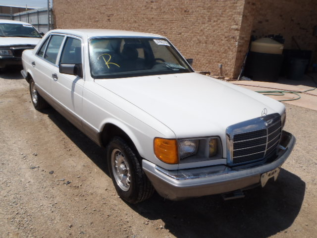 COPART Lot #20847365 1982 MERCEDES-BENZ 380SEL