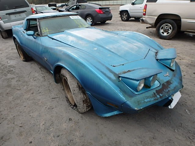 COPART Lot #21952995 1979 CHEVROLET CORVETTE