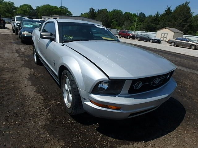 Salvage V | 2007 Ford Mustang