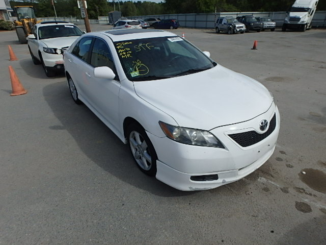 COPART Lot #24051835 2009 TOYOTA CAMRY/SE/L