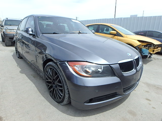 COPART Lot #24245215 2007 BMW 328I