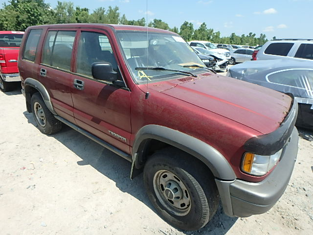 COPART Lot #21913117 1996 ISUZU TROOPER S/