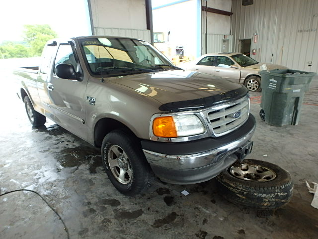 COPART Lot #35150736 2004 FORD F150 HERIT