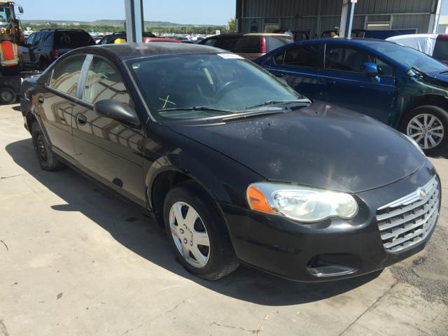 2006 CHRYSLER SEBRING TO