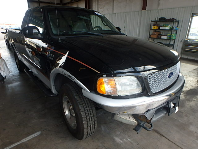 COPART Lot #22558747 2000 FORD F150