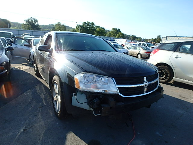 COPART Lot #20528177 2008 DODGE AVENGER SX