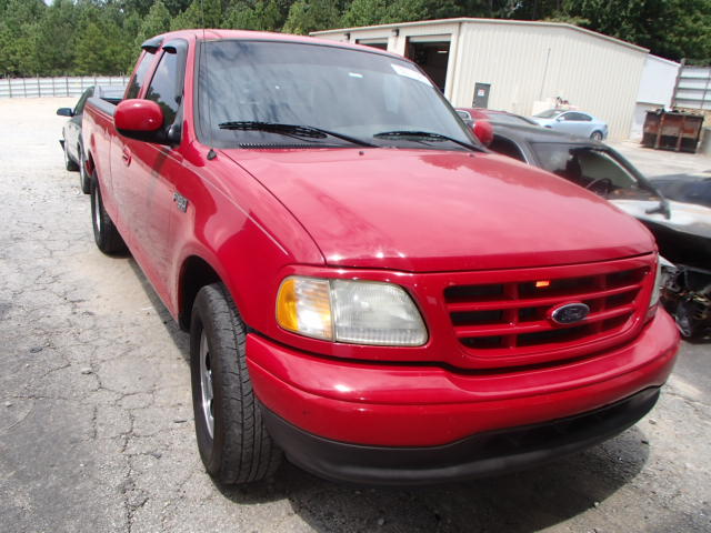 Salvage V | 2003 Ford F150