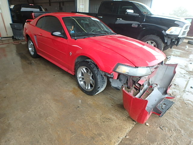 1FAFP40483F337071 - 2003 FORD MUSTANG