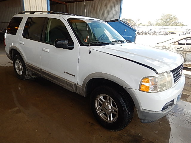 COPART Lot #28808247 2002 FORD EXPLORER X