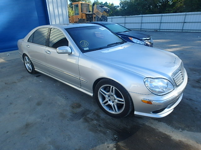 Auto auction ended on vin wdbng76j94a396406 2004 mercedes for 2004 mercedes benz s600
