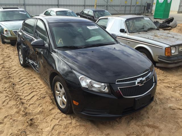 COPART Lot #33016765 2012 CHEVROLET CRUZE LT