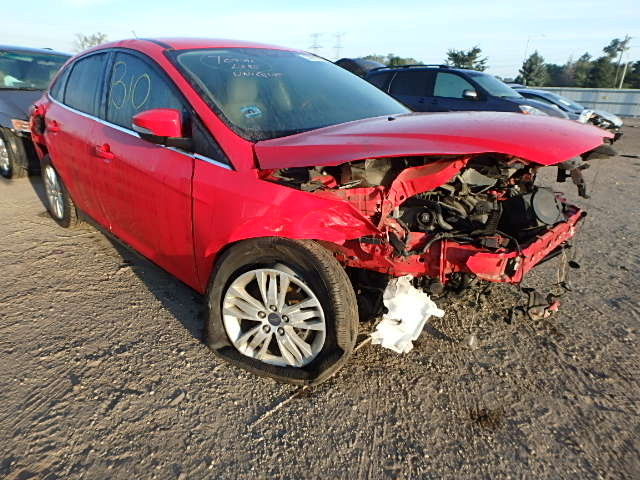 1FAHP3H25CL479255 - 2012 FORD FOCUS SEL