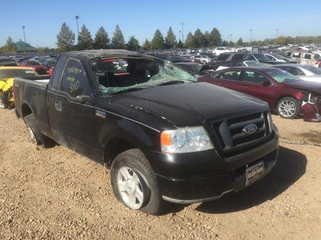 Salvage V | 2005 Ford F150