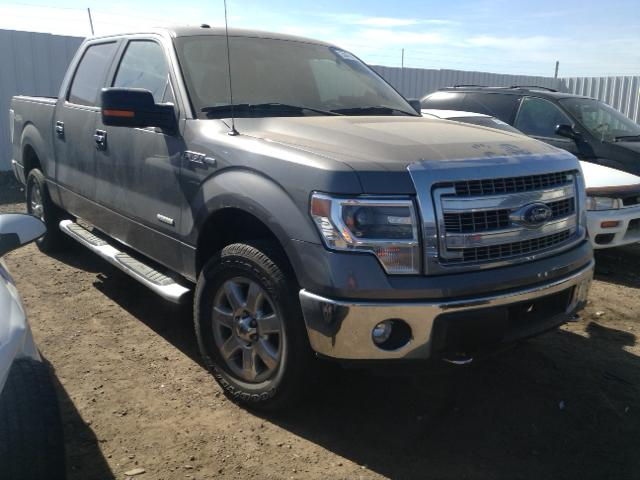 Salvage V | 2014 Ford F150