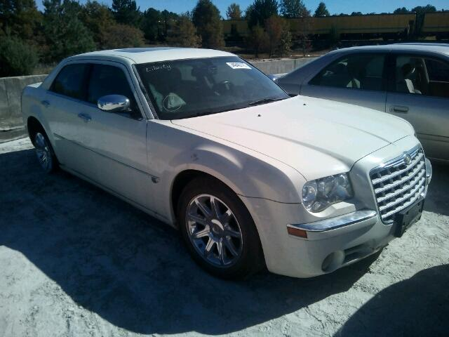 2C3KA63H76H272399 - 2006 CHRYSLER 300C