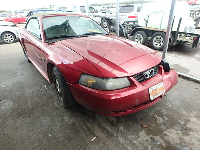 Salvage V | 2004 Ford Mustang