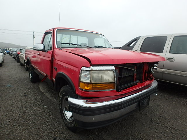 Salvage V | 1993 Ford F150