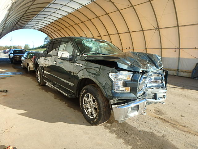Salvage V | 2015 Ford F150