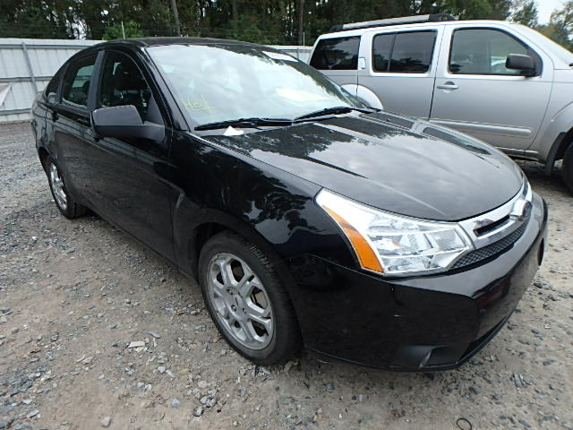 COPART Lot #24032177 2009 FORD FOCUS SES