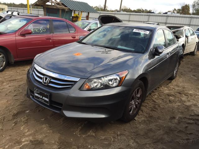 1HGCP2F42CA087253 - 2012 HONDA ACCORD LX-