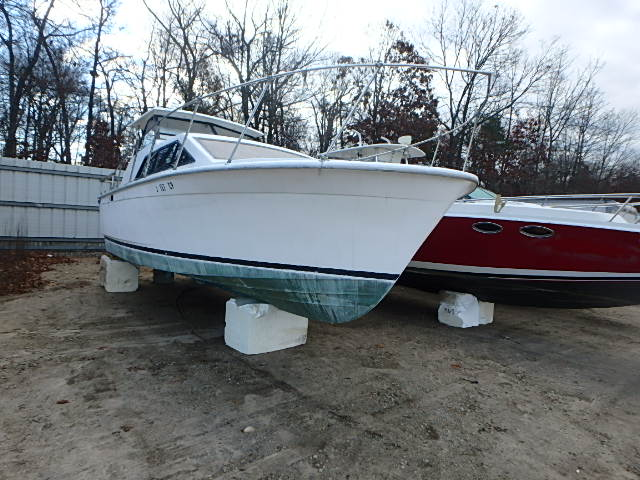 Salvage M | 1973 Theu Boat