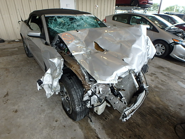 Salvage V | 2013 Ford Mustang