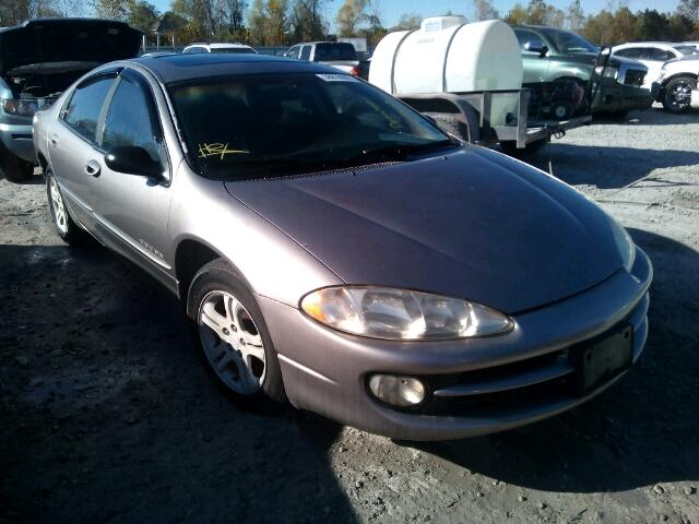 COPART Lot #23798927 1999 DODGE INTREPID E