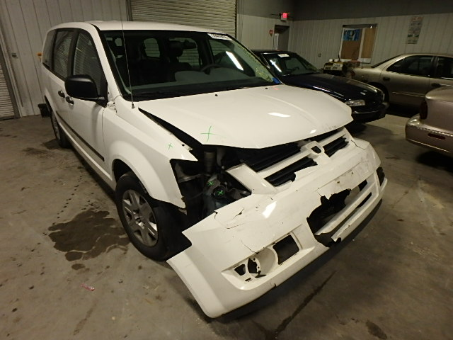 Salvage V | 2008 Dodge Caravan