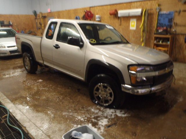 1GCDT198468259267 - 2006 CHEVROLET COLORADO