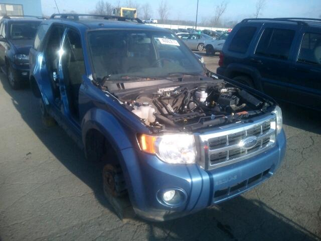 1FMCU93789KD00655 - 2009 FORD ESCAPE XLT