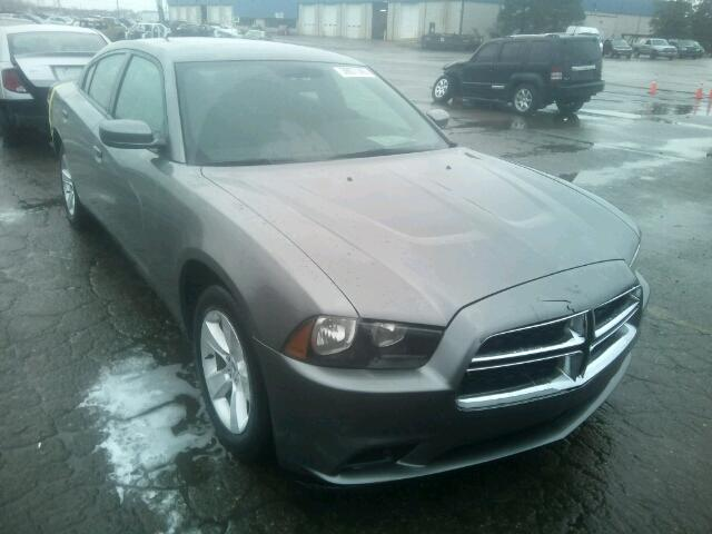 2B3CL3CG6BH612542 - 2011 DODGE CHARGER