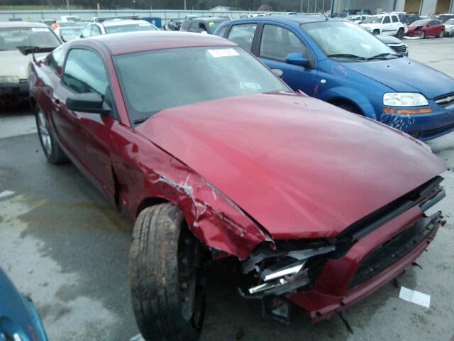 1ZVBP8AM8E5317780 - 2014 FORD MUSTANG