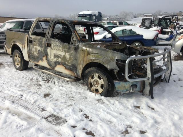 Salvage V | 2010 Ford F150