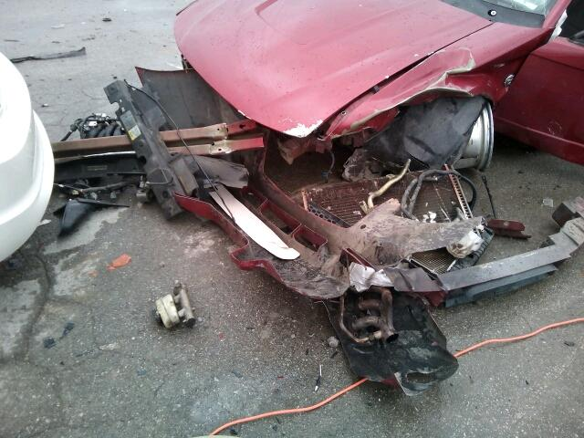 1FAFP40664F136482 - 2004 FORD MUSTANG