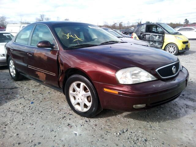 COPART Lot #23798657 2000 MERCURY SABLE LS P