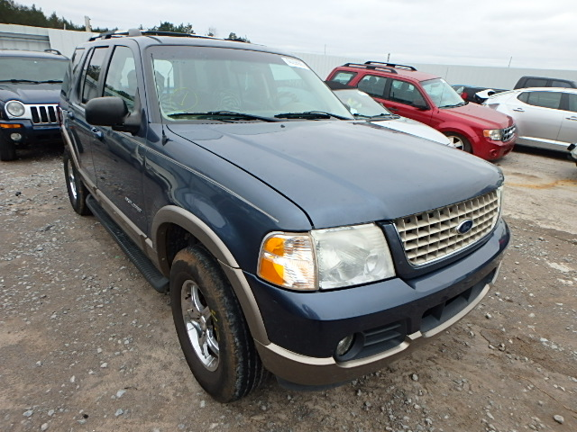 COPART Lot #40696986 2002 FORD EXPLORER E