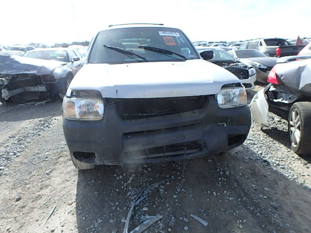 1FMYU03142KA46154 - 2002 FORD ESCAPE XLT