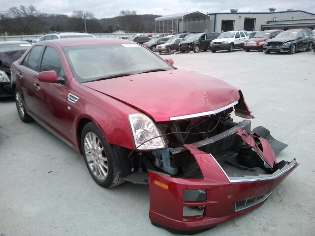 COPART Lot #40250575 2008 CADILLAC STS
