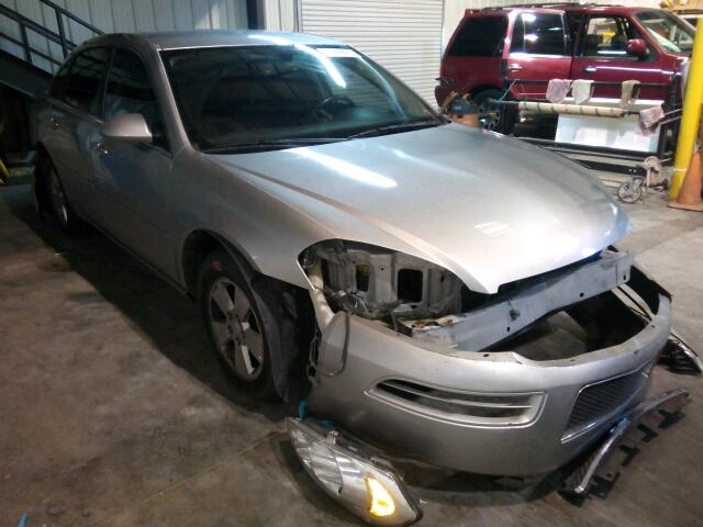 COPART Lot #13978476 2006 CHEVROLET IMPALA LT