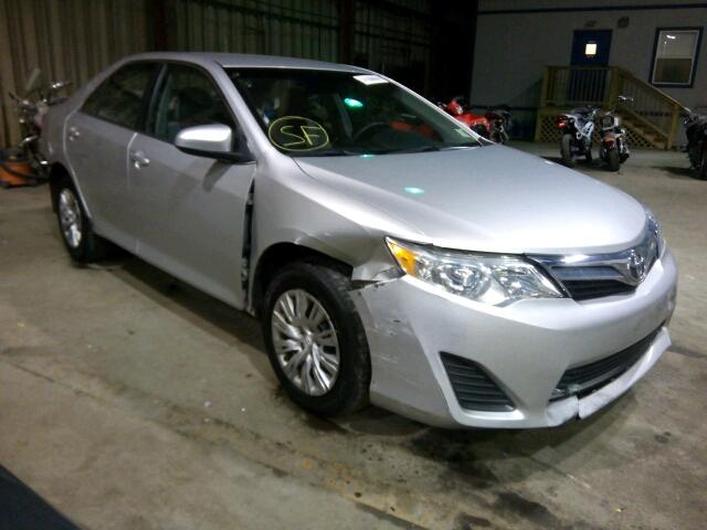 4T4BF1FK9DR283052 - 2013 TOYOTA CAMRY