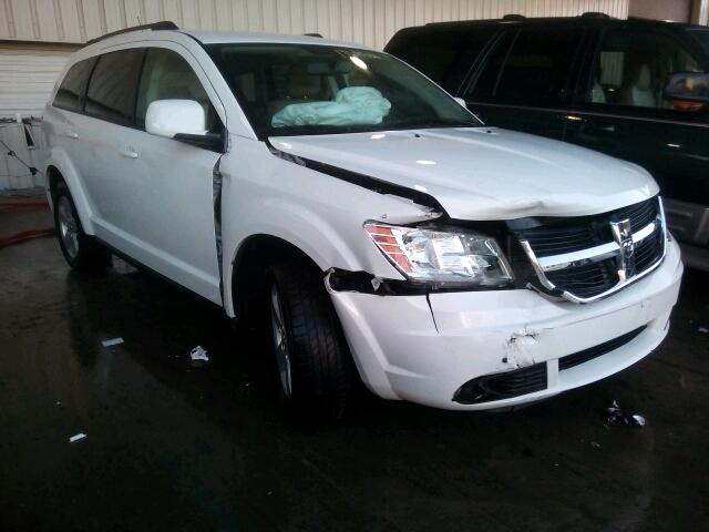 3D4PG5FV9AT179043 - 2010 DODGE JOURNEY SX